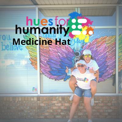Hues for Humanity - Medicine Hat